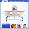 MCD-F500QE Made In China Cheap Price Conveyor Food Belt Metal Detector textile security machine equipment