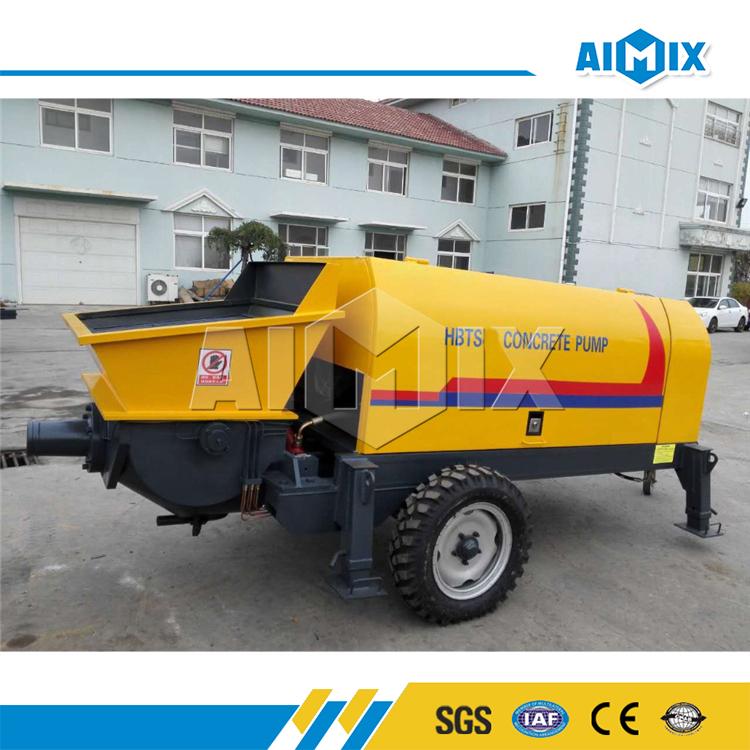 Best quality 30m3/h electric small concrete pump