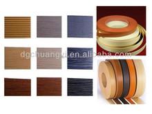 kitchen cabinet shelf edge, wood grain edge banding