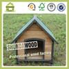 SDD08 Cheap wooden dog house factory