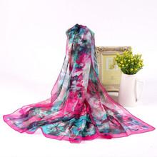 wholesale china pure 100% silk scarf