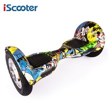 Newest Factory ISCOOTER china wholesale electric scooter 2 wheel smart self balance scooter 10 inch