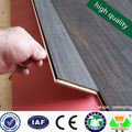 Mdf/hdf cinza azul piso laminado de madeira