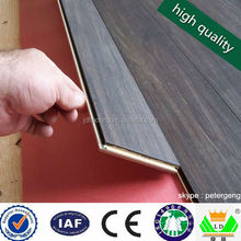 mdf / hdf blue grey laminate wood flooring