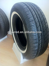 225 70R15 100H white side wall tyres