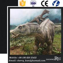 Manmade Aimatronic Playground Dinosaur Robot/ Simulation Dinosaur