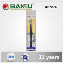 Baku Exceptional Quality Cheap Price Dressing Tweezer For Mobile Phone