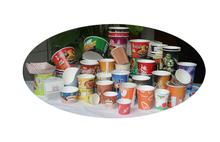 Custom log printed 6oz coffee paper cups / wholesale paper coffee cups
