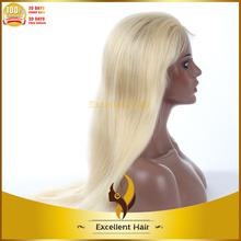 613# Peruvian Natural Straight Virgin Hair Wigs 100% Human Hair Wigs Full Hand Made
