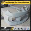 Fiberglass Front bumper guard for Subaru Impreza/WRX 9th generation