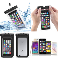 BRG 2015 New Products Universal Cell Mobile Phone PVC Waterproof Bag, Waterproof Phone Case