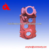 gear box housing ggg60 gear cogs cast iron