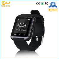 "Hot MTK 1.48"" smart watch FM radio sleep monitor pedometer vibrating alarm bluetooth latest 2015 android smart watch phone"