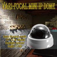 ANC-3211HA H.264 mini Fix IP Night Vision dome taiwan camera