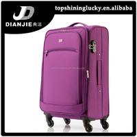 Brand crossing luggages travel suitcase wholesale luggage trolley bags