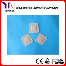 CE FDA high quality elastic custom latex free sterile band aid non woven