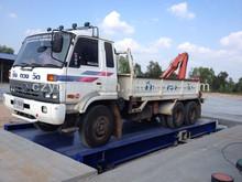 50 ton industrial module digital truck scale