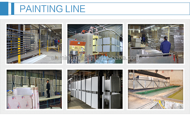 Industrial ceiling tiles