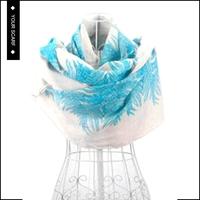 2015 Hot sale classic new arrival jacquard acrylic shawl