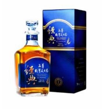 MIT etiqueta azul botellas de vidrio caja de regalo 700 ml whisky