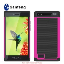 Full hand phone house and casing for Blackberry Leap Z20 mobilephone cover