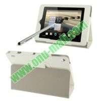 Leather Cases Covers for Acer Iconia A1-810 with Holder & Touch Pen