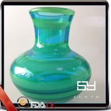 Handblown Cheap Elegant Murano Glass Vase