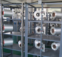 100% auto winding polyester yarn for weaving