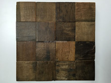 Old boat wood interior wall material / lowes cheap wall paneling decoration / designer style