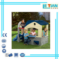plastic play house LT-5251D