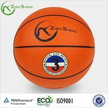 Zhensheng rubber made size 3 basketball