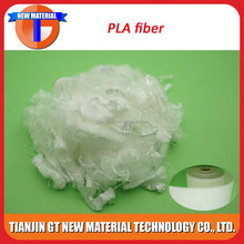 1D biodegradable pla fiber, natural fiber, pla fibre