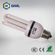 Hrs 8000 ra> 80 2700k-6500k 3u 15w-36w lámpara ahorro de energía