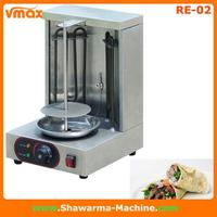 Lovely RE02 Gyros Equipment shawarma machine price
