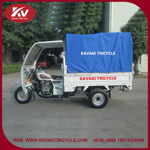 Wholesale KAVAKI new design custom closed cabin passenger tricycle