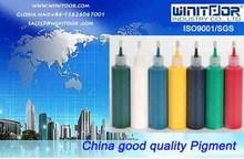 Para hormigón / ladrillo de óxido de hierro polvo del pigmento de la fábrica de China