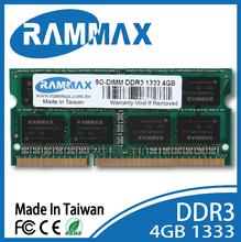 ddr ram;ddr3 4gb ram memory;ddr3 ram;1333 4G sodimm