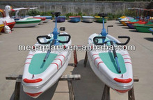 2 person adult water bike pedal boats for sale