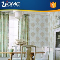 Uhome Natural Beautiful Floral Wall Paper Wallcovering