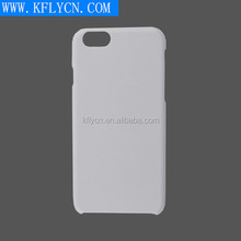 hard plastic blank color uv printing case for iphone 5/5s