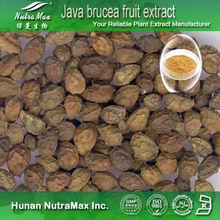 100% Natural java brucea fruit extract /java brucea p.e./java brucea extract 4:1,10:1,20:1 -NutraMax Supplier