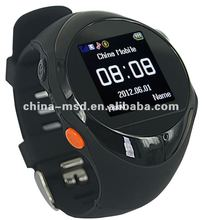 SIM card 4GB personal GPS tracker watch for protection