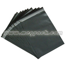 PE Eco-Friendly Plastic Black Mailing Bag/mail delivery bag