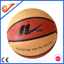 PU basketball new design