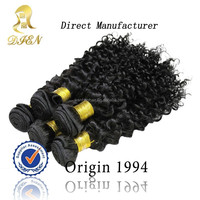 kinky curly synthetic hair pieces for black women