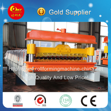 Roof and wall panel roll forming machine in china on sale