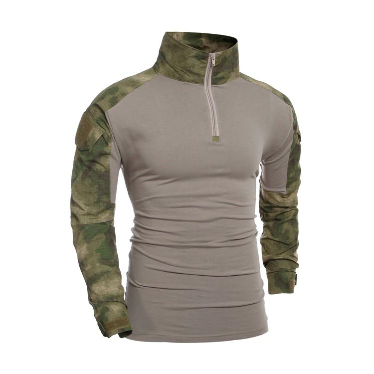 manches longues stand col camo chemise homme t shirt id de produit 60568708859. Black Bedroom Furniture Sets. Home Design Ideas