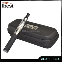 Ibest e cigarette wholesale factory accept paypal ego ce4 blister kit