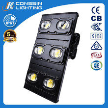 parking lighting high efficacy 400W led flood light CSA,SAA,ENEC,CE approved