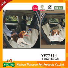 High Quality Waterproof Dog Back Car Seat Cover Hammock with Pocket